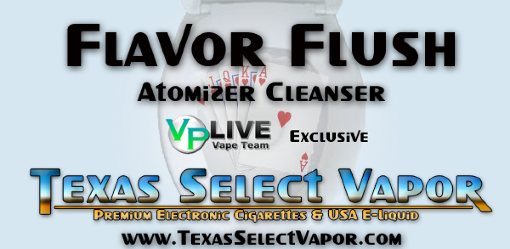Flavor Flush – Atomizer Cleaner