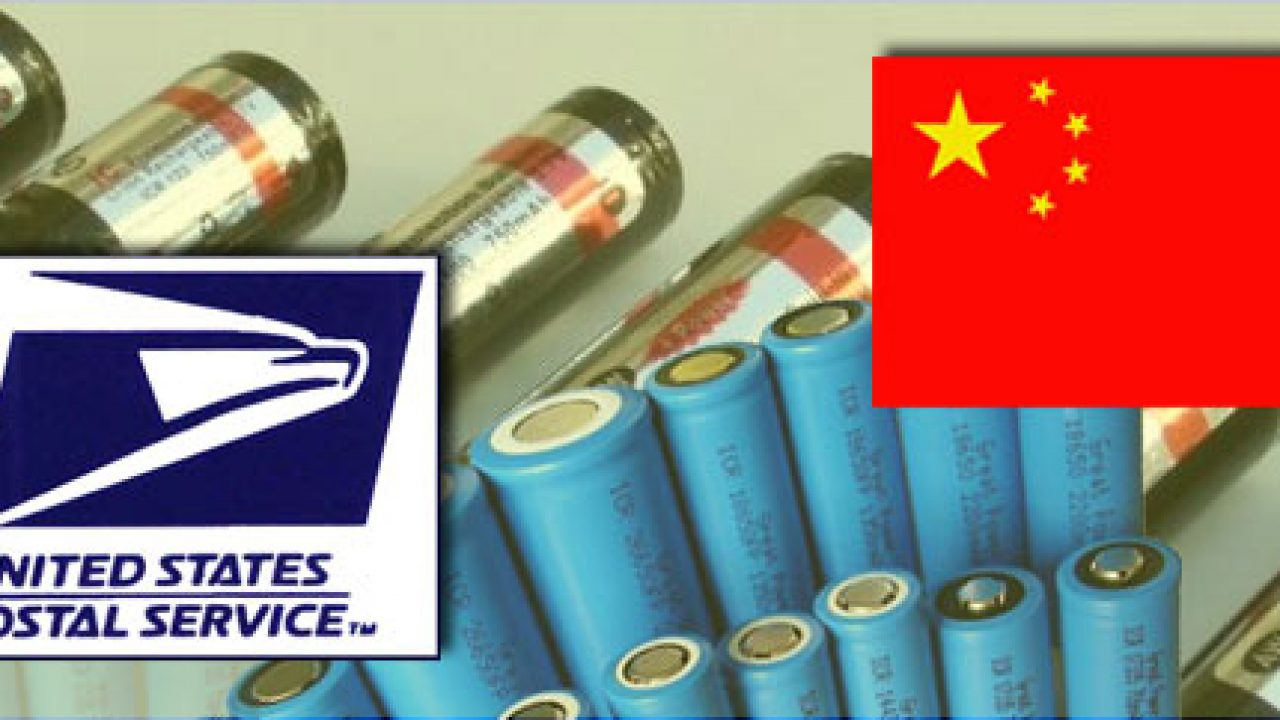 USPS changes the rules for shipping lithium batteries - Guide To Vaping