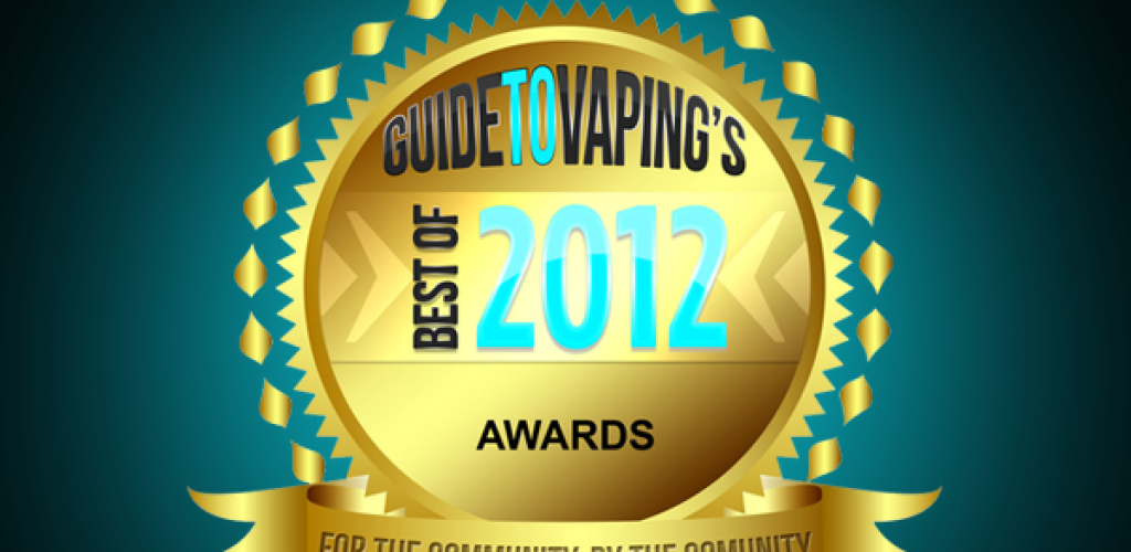 The Best of 2012 – Vape Vendors and Community