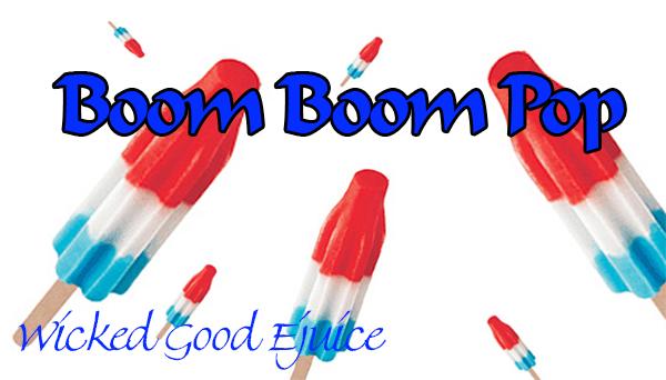 Boom Boom Pop E-Liquid