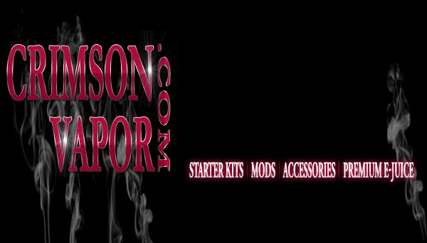 crimson vapor discount code