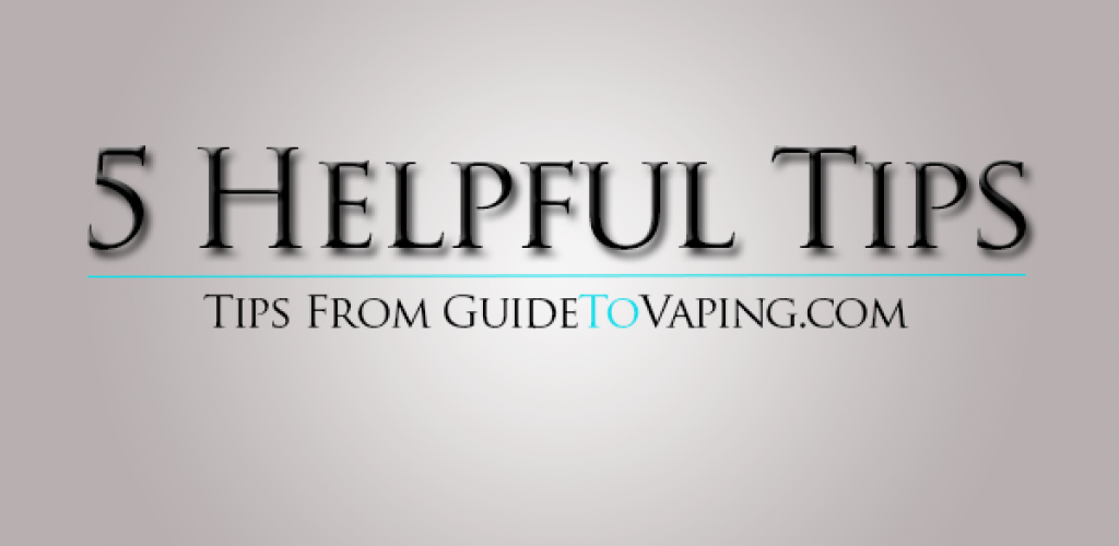 5 Helpful Tips When Choosing The Best Advanced Personal Vaporizer