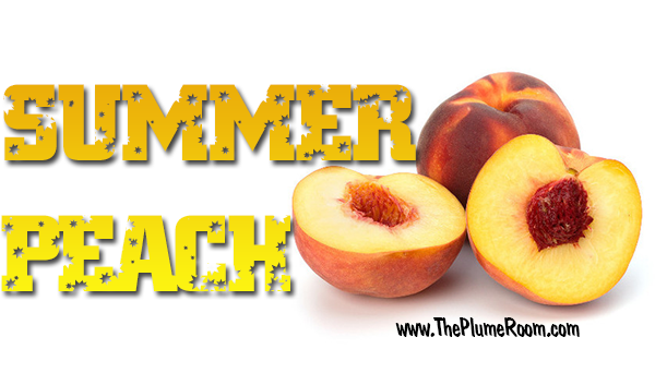 summer peach eliquid review