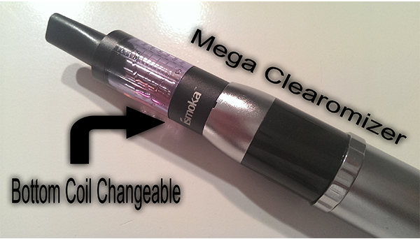 mega clearomizer