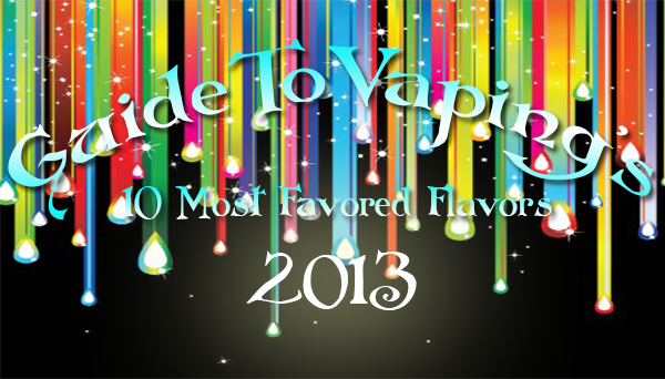 10 most favored flavors
