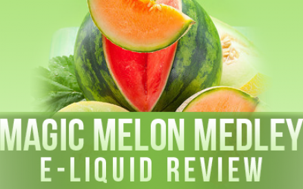 The Plume Room – Magic Melon Medley E-Liquid Review