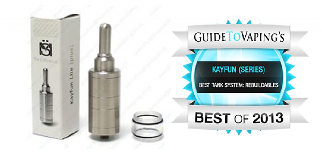 Kayfun Lite Plus Review