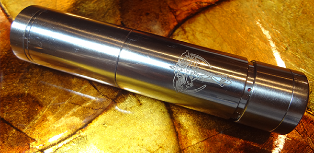 Nemesis Mechanical Mod Review (Clone)