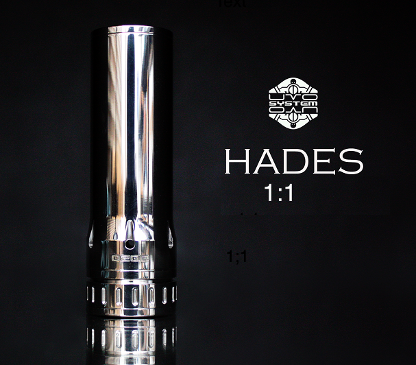 hades mechanical mod