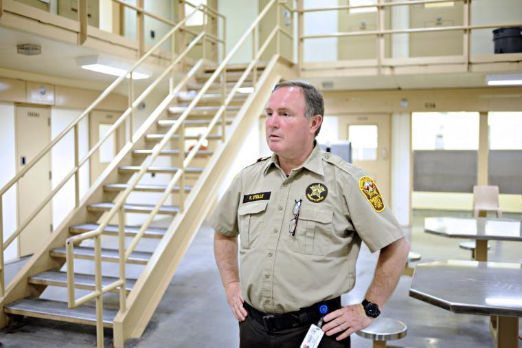 virginia beach sheriff ken stolle
