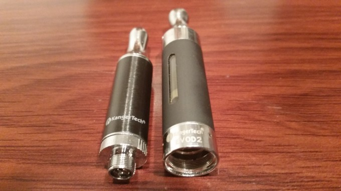 emus and evod clearomizer