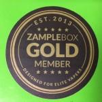 zampleboxgoldmemberstamp