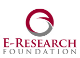 e-research foundation logo