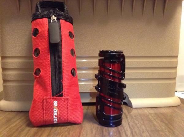 TnT zipper case