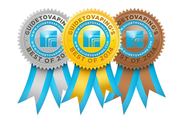 guidetovaping best of 2014 awards