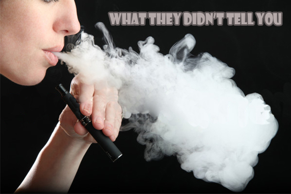 vaping - what they didnt tell you