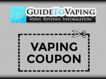vaping coupon