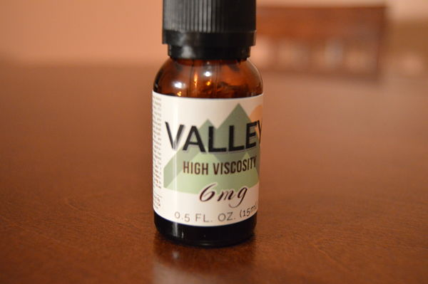 Valley E-Liquid Bottle