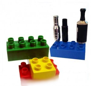 lego block atty holder