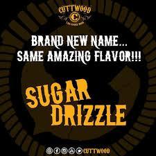 sugar drizzle