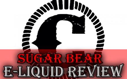 Cuttwood Sugar Bear E-Liquid Review