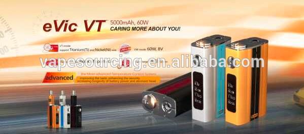 eVic VT Info