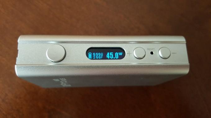m80 plus temperature control