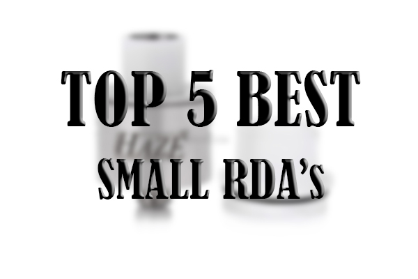 top 5 best small rdas