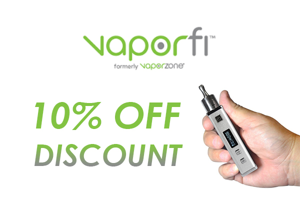 vaporfi 10 off discount
