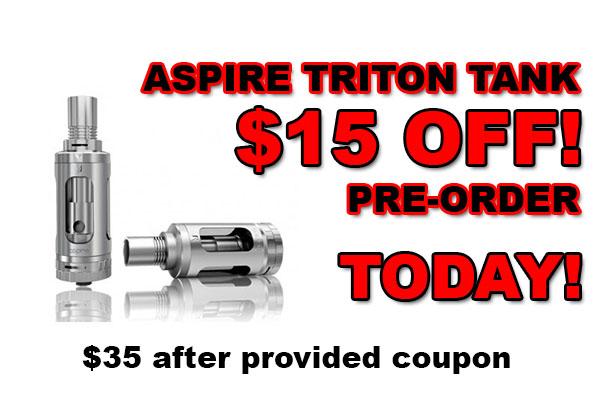 aspire triton deal