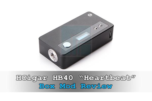 hcigar hb40 mod review
