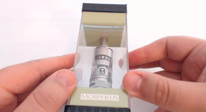 morpheus tank packaging