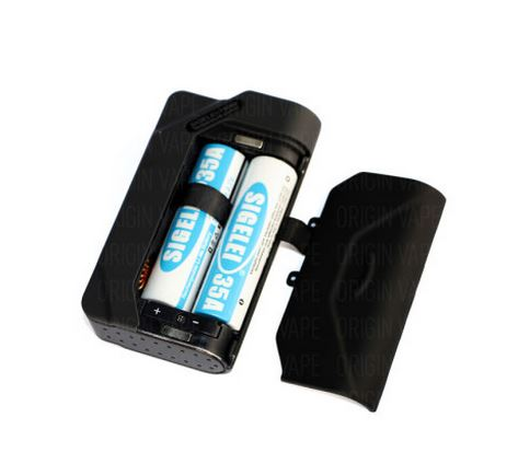 sigelei 150w tc battery compartment