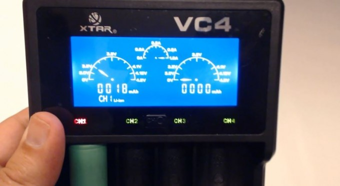 vc4 charging