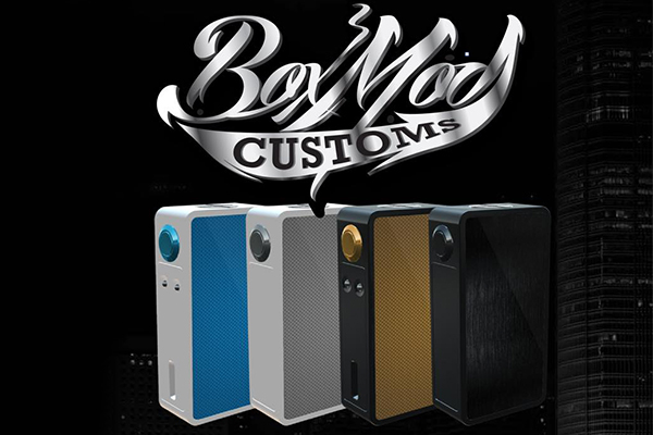 box mod customs