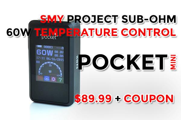 project sub-ohm pocket mod