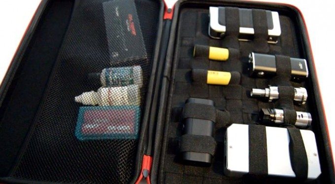 coil master kbag with vape gear