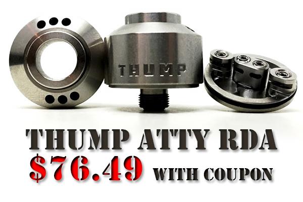 thump atty rda deal