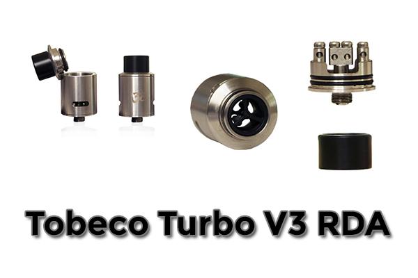 tobeco turbo v3 rda