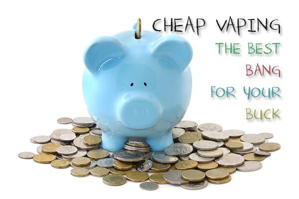 cheap vaping