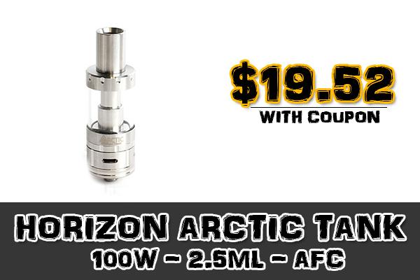 horizon arctic tank deal