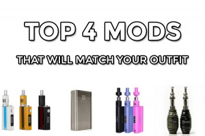 top 4 mods that will match your outfit