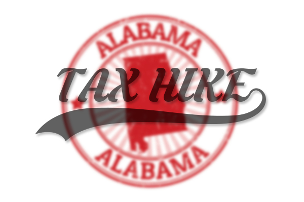 alabama tax hike