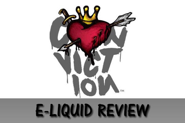 conviction e-liquids review