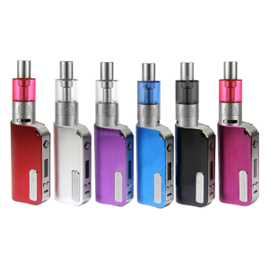 Innokin Coolfire IV Starter kit line up