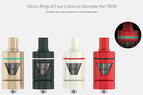 tron silicone rings