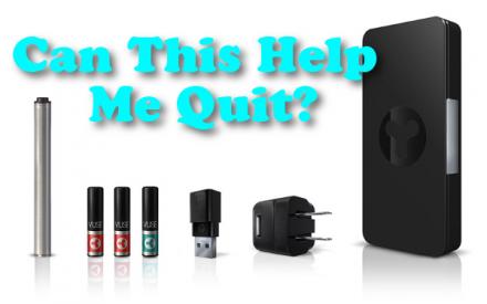 Can Vuse E-Cigarettes Help Me Quit