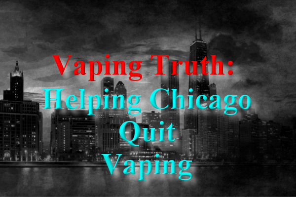 Chicago Smokers Quit Vaping