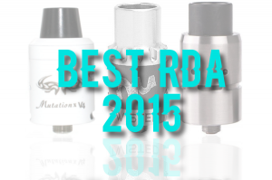Guide To Vaping Best RDA 2015