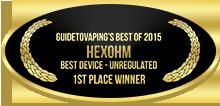1st Place - Best Device - Unregulated - Hexohm